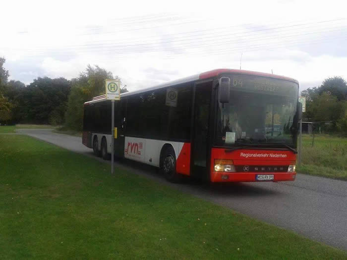 regensburger busse