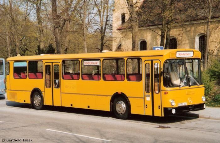 Postbus München Regensburg