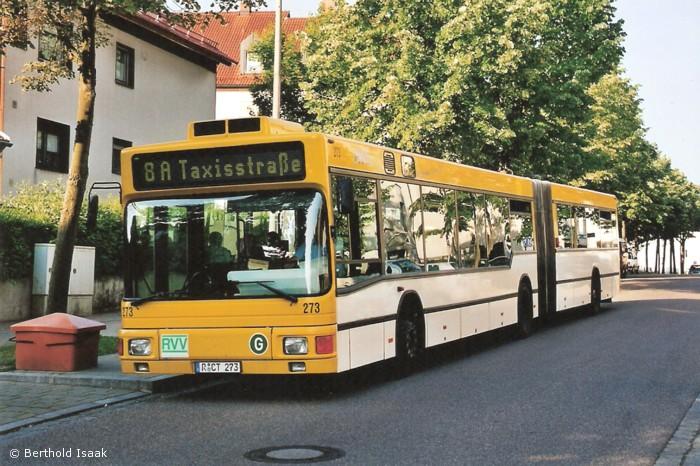 Linie 8 Regensburg