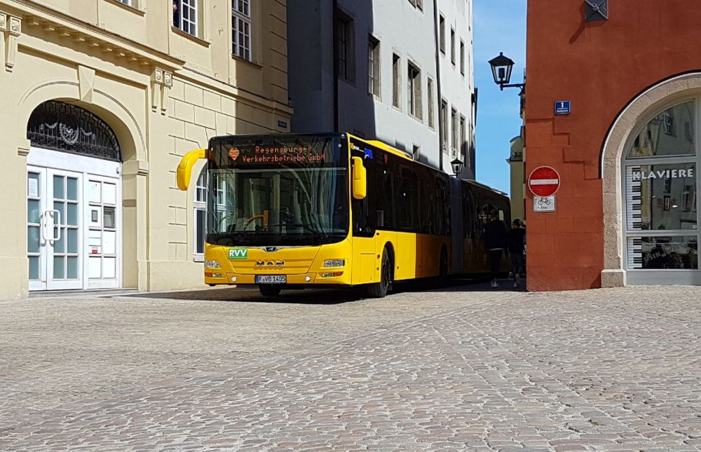 Nachtbusse Regensburg