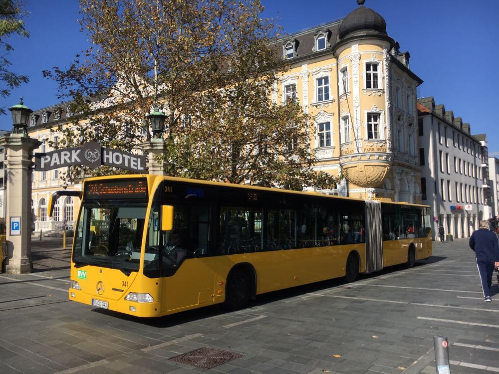 Linie 1 Regensburg