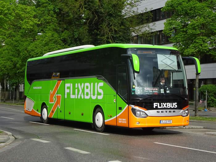 Flixbus Regensburg Nürnberg