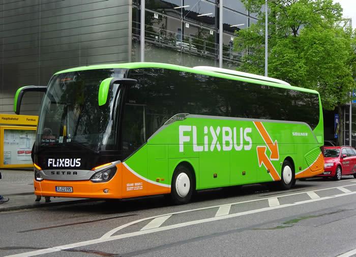 Flixbus Nürnberg Regensburg