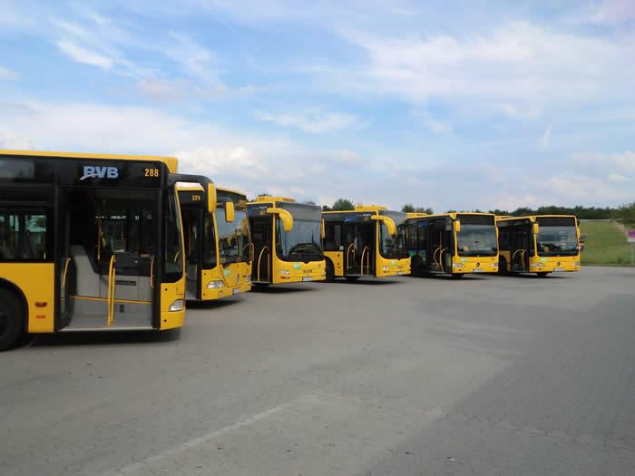 Regensburger busse for Depot regensburg